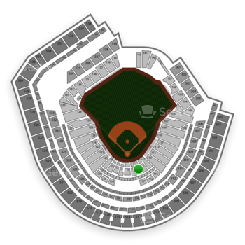 New York Mets at Citi Field Section 13 View
