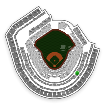 New York Mets at Citi Field Section 311 View