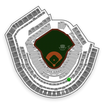 New York Mets at Citi Field Section 314 View