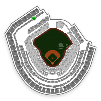 New York Mets at Citi Field Section 435 View