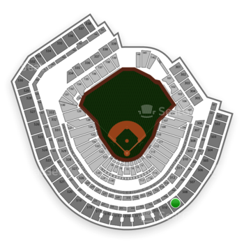 New York Mets at Citi Field Section 509 View