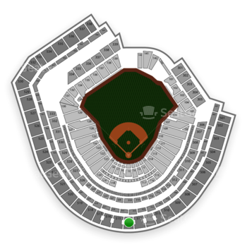 New York Mets at Citi Field Section 514 View