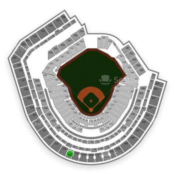 New York Mets at Citi Field Section 517 View