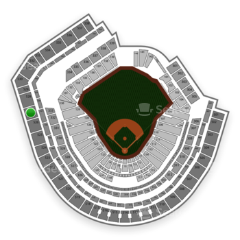 New York Mets at Citi Field Section 527 View