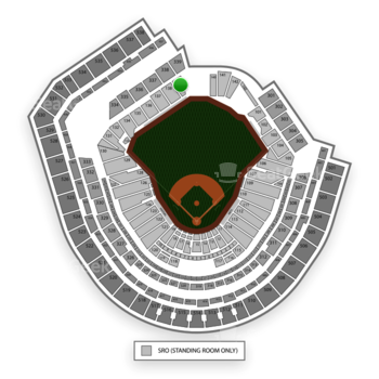 New York Mets at Citi Field Section 139 View