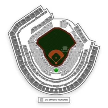 New York Mets at Citi Field Section 15 View