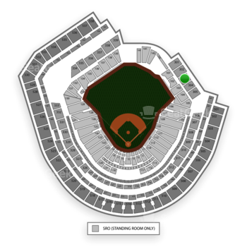 New York Mets at Citi Field Section 303 View