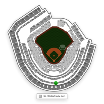 New York Mets at Citi Field Section 414 View