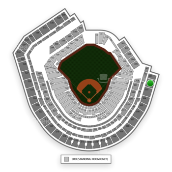 New York Mets at Citi Field Section 502 View