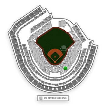 New York Mets at Citi Field Sterling Suite 1 View
