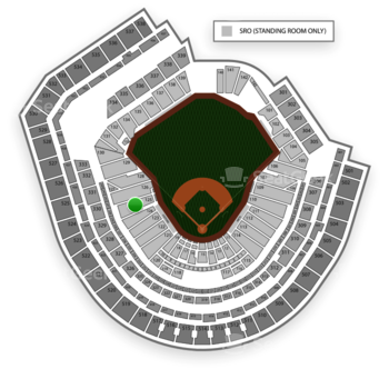 New York Mets at Citi Field Section 125 View