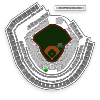 New York Mets at Citi Field Section 118 View