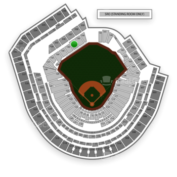 New York Mets at Citi Field Section 137 View