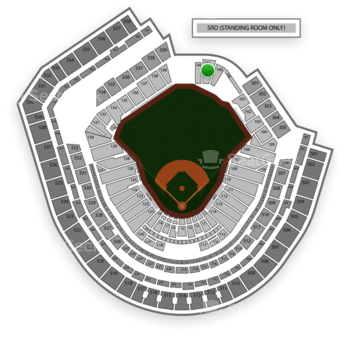 New York Mets at Citi Field Section 141 View