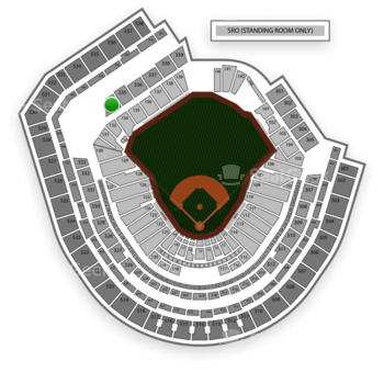 New York Mets at Citi Field Section 334 View