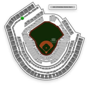 New York Mets at Citi Field Section 433 View
