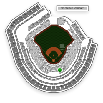 New York Mets at Citi Field Sterling Suite 3 View