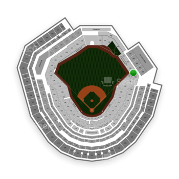 New York Mets at Citi Field Section 104 View