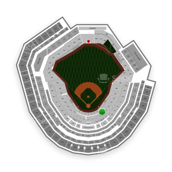 New York Mets at Citi Field Section 11 View