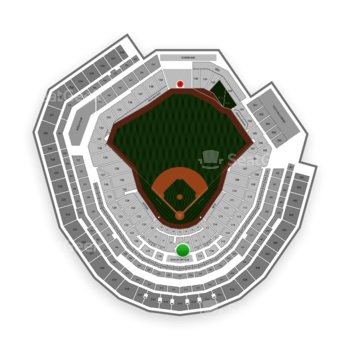 New York Mets at Citi Field Sterling Suite 5 View