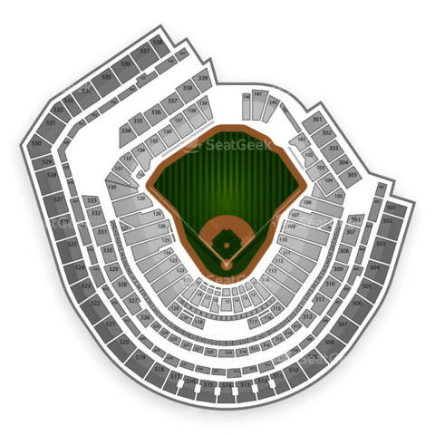 Citi Field seating chart New York Mets