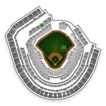 New York Mets at Citi Field Section 337 View