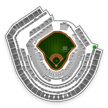 New York Mets at Citi Field Section 401 View