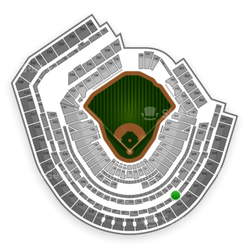 New York Mets at Citi Field Section 409 View