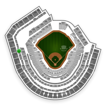 New York Mets at Citi Field Section 427 View