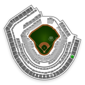 New York Mets at Citi Field Section 505 View