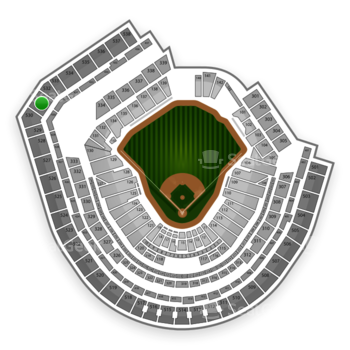 New York Mets at Citi Field Section 531 View