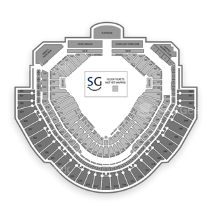 Chase Field Seating Chart Concert