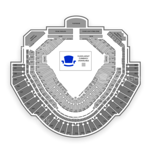 Chase Field Seating Chart Wwe