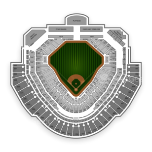 Chase Field Seating Chart MLB