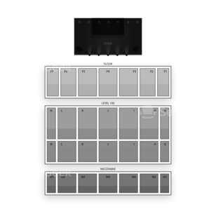 Casino Rama Seating Chart Dance Performance Tour