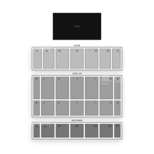 casino rama interactive seating chart