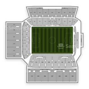 BMO Field Seating Chart Concert
