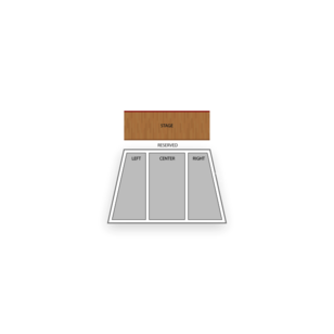 Meadow Brook Theatre Seating Chart Theater