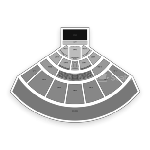 MidFlorida Credit Union Amphitheatre Seating Chart Concert