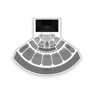 MidFlorida Credit Union Amphitheatre at the Florida State Fairgrounds Seating Chart Concert