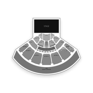MidFlorida Credit Union Amphitheatre at the Florida State Fairgrounds Seating Chart Comedy