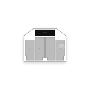 Sam's Town Casino Seating Chart Concert