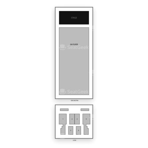 Buckhead Theatre Seating Chart Concert