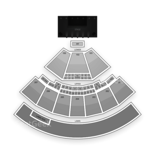 Amphitheater Northwest Seating Chart Concert