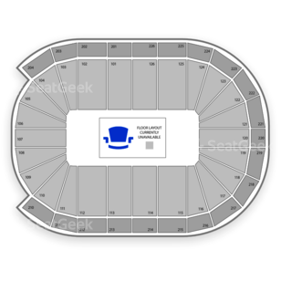 Maverik Center Seating Chart Wwe