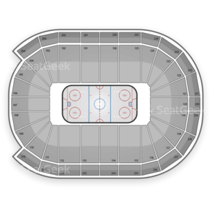 Utah Grizzlies Seating Chart
