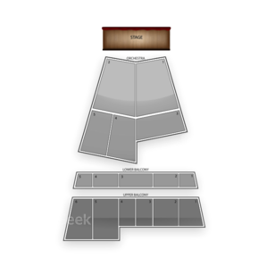 State Theatre Seating Chart Concert