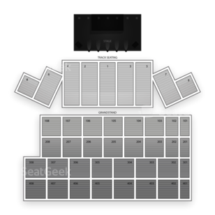 Wisconsin State Fair Park Seating Chart Family