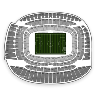 Soldier Field Seating Chart International Soccer