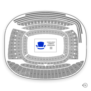 Soldier Field Seating Chart Theater